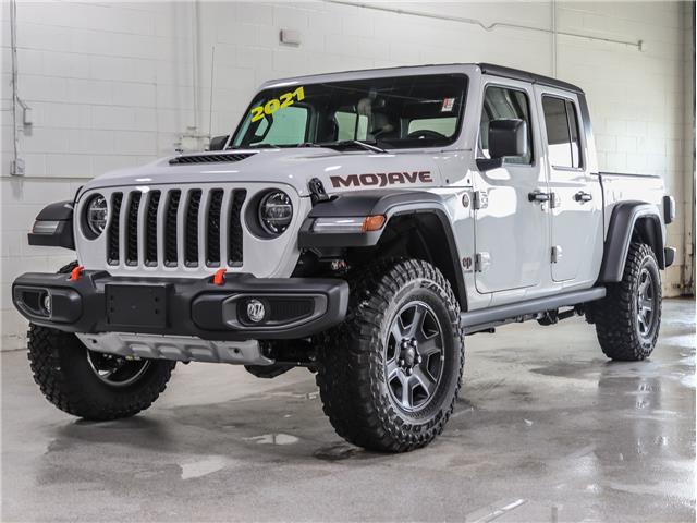 2021 Jeep Gladiator Mojave (Stk: 21J107) in Kingston - Image 1 of 21