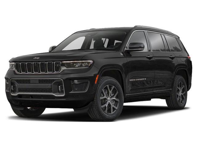 2021 Jeep Grand Cherokee L Laredo (Stk: ) in Kingston - Image 1 of 2
