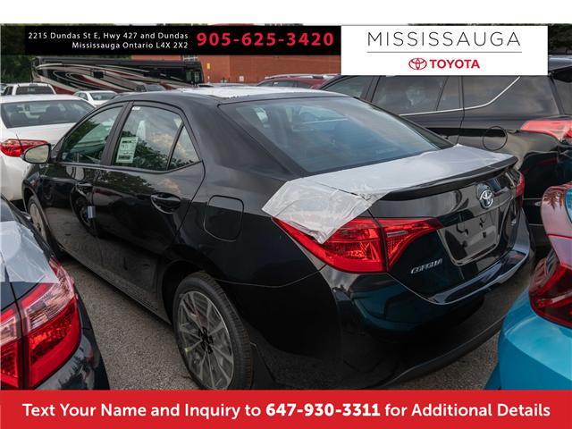 2019 Toyota Corolla SE (Stk: K3064) in Mississauga - Image 2 of 10
