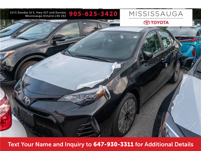 2019 Toyota Corolla SE (Stk: K3064) in Mississauga - Image 1 of 10