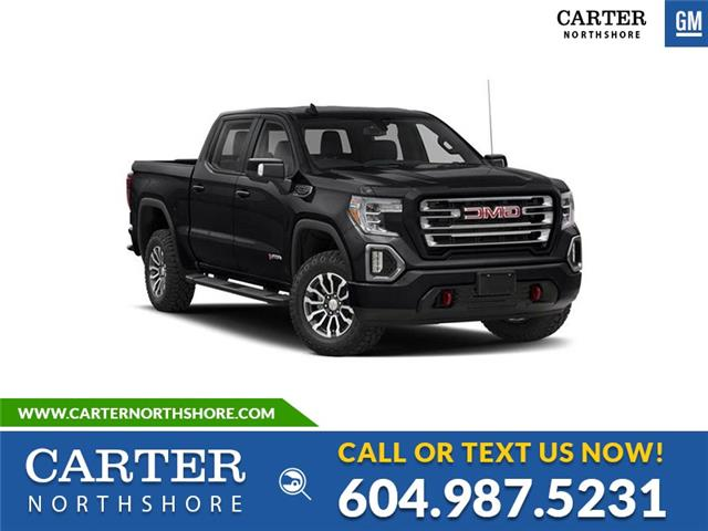 2021 GMC Sierra 1500 AT4 (Stk: 1R36320) in North Vancouver - Image 1 of 1