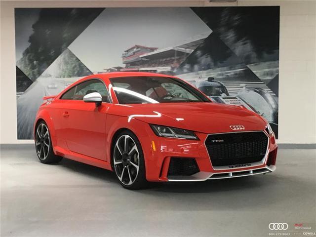 Inventory Audi Of Richmond - 2018 audi tt rs