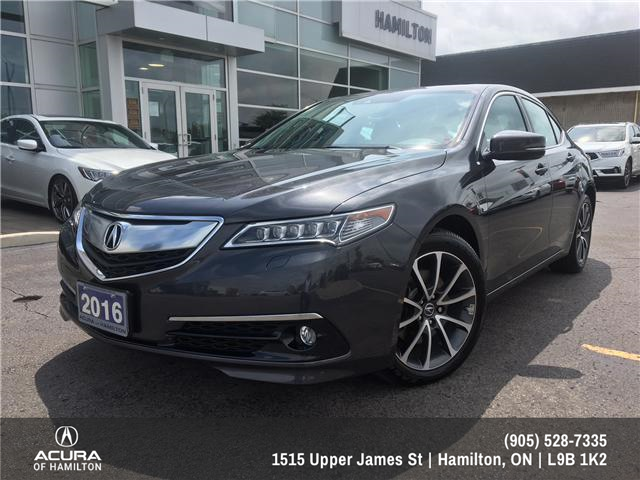 2016 Acura TLX Elite (Stk: 1611760) in Hamilton - Image 1 of 24