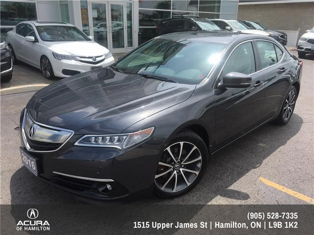 2016 Acura TLX Elite (Stk: 1611760) in Hamilton - Image 2 of 24