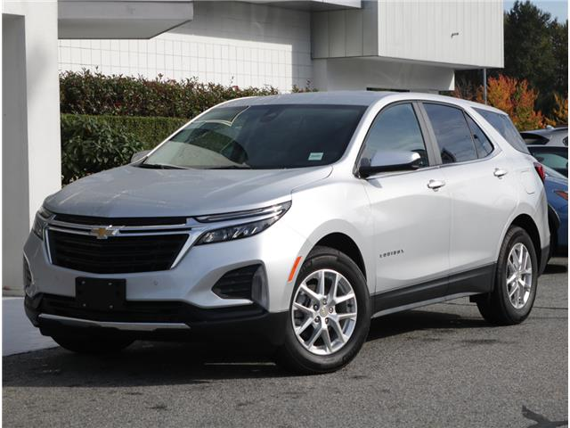 2022 Chevrolet Equinox LT (Stk: 24600A) in Coquitlam - Image 1 of 21
