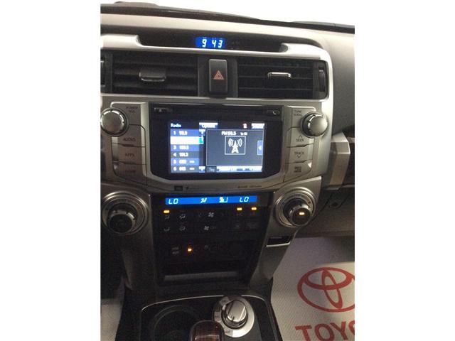 2016 Toyota 4Runner SR5 (Stk: H18045A) in Sault Ste. Marie - Image 10 of 11