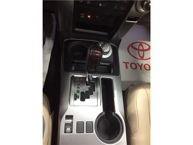 2016 Toyota 4Runner SR5 (Stk: H18045A) in Sault Ste. Marie - Image 11 of 11