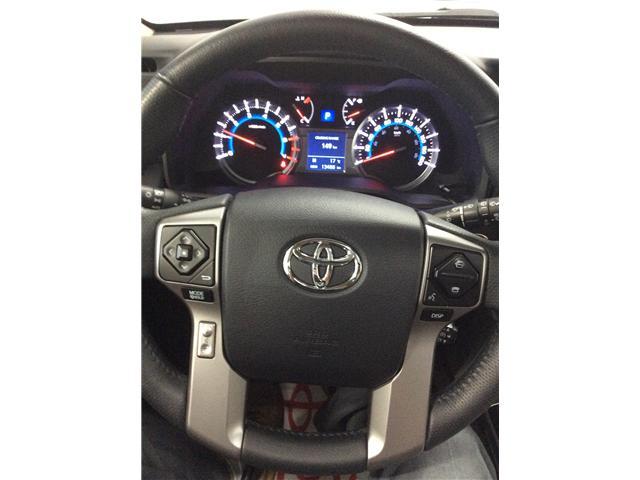2016 Toyota 4Runner SR5 (Stk: H18045A) in Sault Ste. Marie - Image 9 of 11