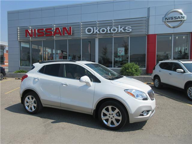 2014 Buick Encore Leather (Stk: 7634) in Okotoks - Image 1 of 23