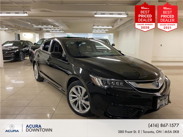 2018 Acura ILX Technology Package (Stk: AP4112) in Toronto - Image 1 of 31