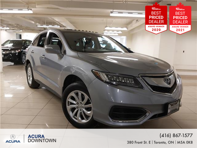 2016 Acura RDX Base (Stk: AP4080A) in Toronto - Image 1 of 27