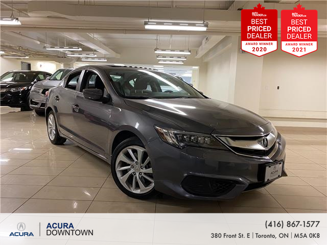 2018 Acura ILX Technology Package (Stk: AP4177) in Toronto - Image 1 of 29