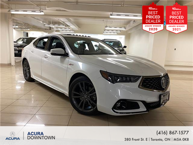 2019 Acura TLX Elite A-Spec (Stk: TX13697A) in Toronto - Image 1 of 35