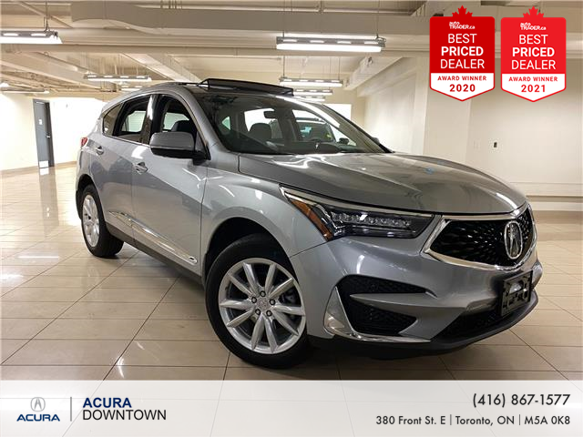 2019 Acura RDX Tech (Stk: D13796A) in Toronto - Image 1 of 34