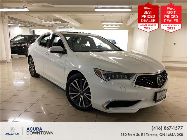 2018 Acura TLX Tech (Stk: AP4198) in Toronto - Image 1 of 35