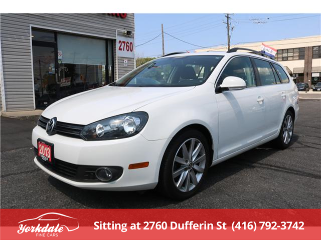 2013 Volkswagen Golf 2.0 TDI Highline (Stk: R66259) in North York - Image 1 of 26