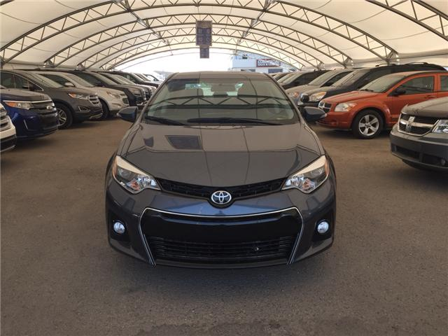 2015 Toyota Corolla  (Stk: 166720) in AIRDRIE - Image 2 of 20