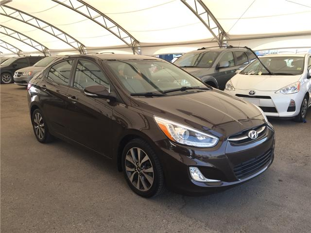 2015 Hyundai Accent  (Stk: 166894) in AIRDRIE - Image 1 of 20
