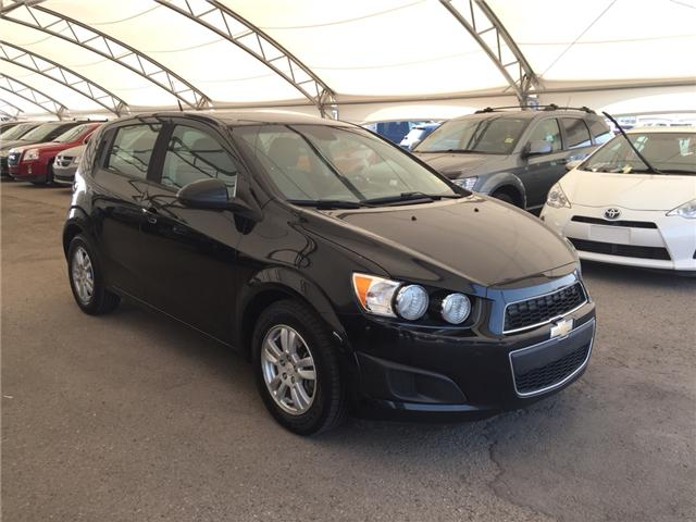 2012 Chevrolet Sonic LS (Stk: 159892) in AIRDRIE - Image 1 of 17