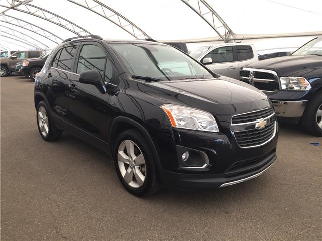 2013 Chevrolet Trax LTZ (Stk: 103917) in AIRDRIE - Image 1 of 21