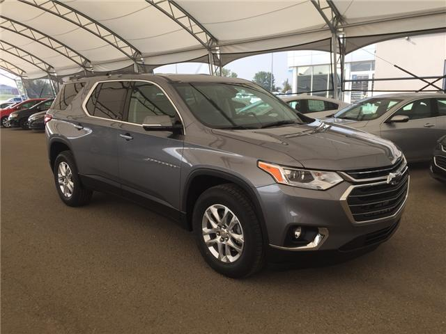 2019 Chevrolet Traverse LT (Stk: 166472) in AIRDRIE - Image 1 of 22