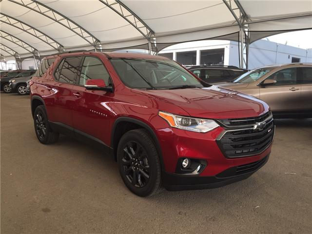 2019 Chevrolet Traverse RS (Stk: 166532) in AIRDRIE - Image 1 of 28