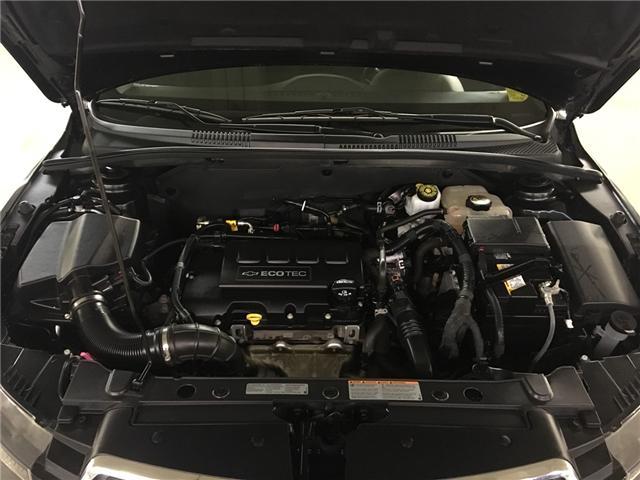 2016 Chevrolet Cruze Limited 1LT (Stk: WE046) in Edmonton - Image 9 of 18