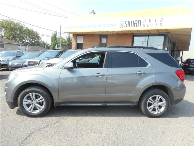 2012 Chevrolet Equinox 1LT (Stk: CC2482) in Regina - Image 1 of 17