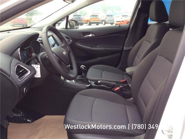 2018 Chevrolet Cruze LT Manual (Stk: 18C19) in Westlock - Image 14 of 26