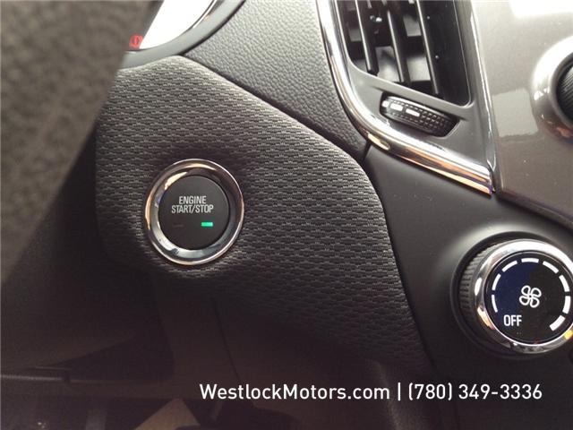 2018 Chevrolet Cruze LT Manual (Stk: 18C19) in Westlock - Image 19 of 26
