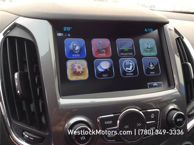 2018 Chevrolet Cruze LT Manual (Stk: 18C19) in Westlock - Image 23 of 26