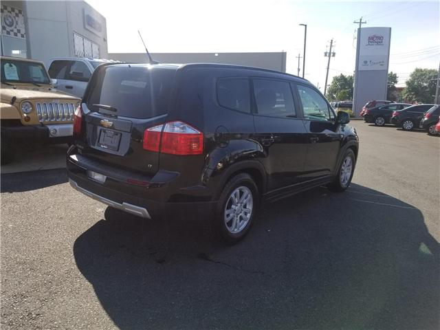 2012 Chevrolet Orlando LT (Stk: p18-140a) in Dartmouth - Image 2 of 10