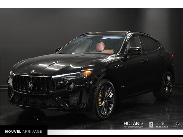 2021 Maserati Levante S GranSport (Stk: M2148) in Montréal - Image 1 of 30