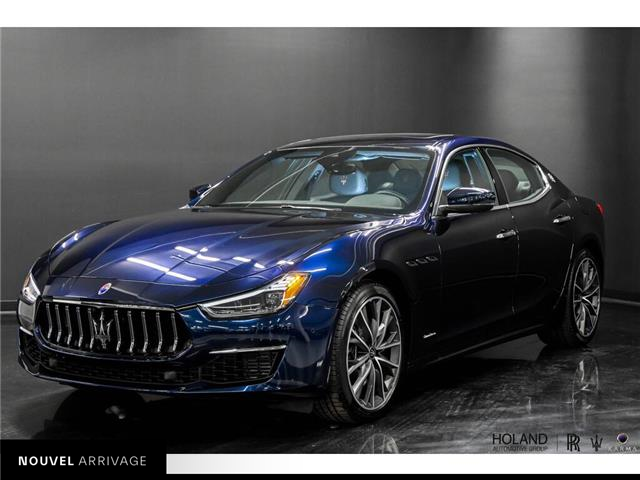 2021 Maserati Ghibli S Q4 GranLusso (Stk: M2125) in Montréal - Image 1 of 30