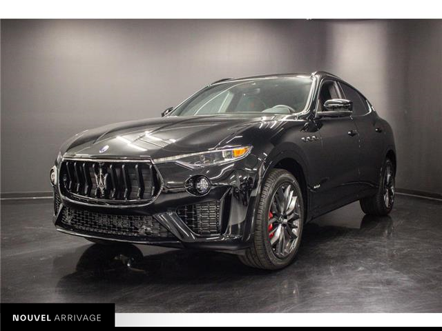 2021 Maserati Levante S GranSport (Stk: M2145) in Montréal - Image 1 of 20