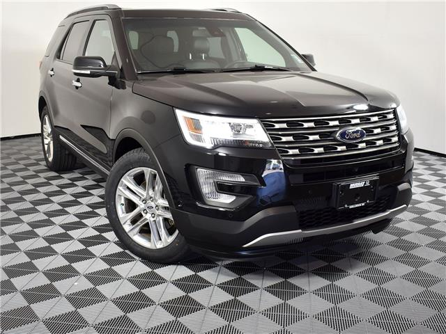 2017 Ford Explorer Limited (Stk: B0527A) in Chilliwack - Image 1 of 28