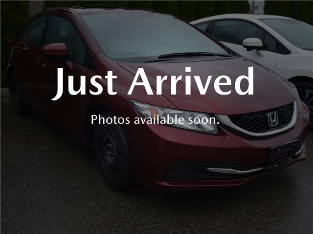 2015 Honda Civic EX (Stk: P2629A) in Chilliwack - Image 1 of 6