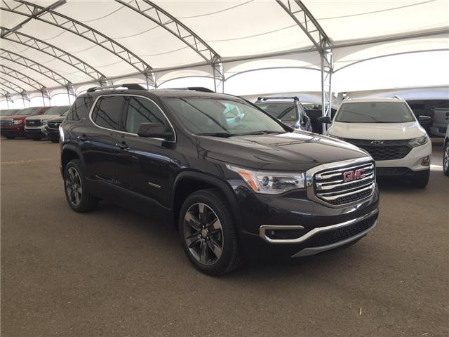 2019 GMC Acadia SLT-2 (Stk: 166166) in AIRDRIE - Image 1 of 26