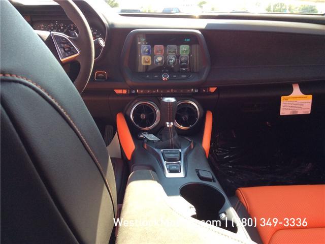 2018 Chevrolet Camaro 2SS (Stk: 18C17) in Westlock - Image 14 of 26