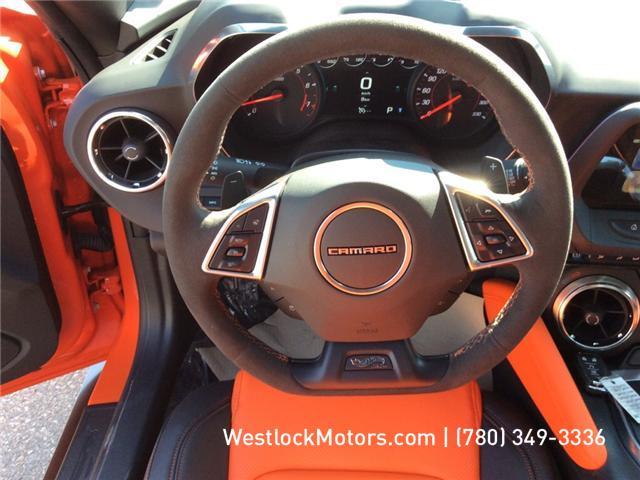 2018 Chevrolet Camaro 2SS (Stk: 18C17) in Westlock - Image 15 of 26