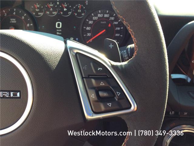 2018 Chevrolet Camaro 2SS (Stk: 18C17) in Westlock - Image 18 of 26