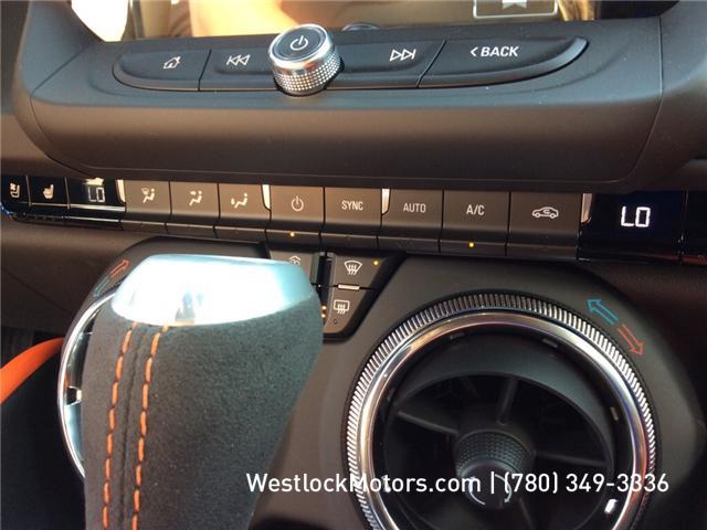 2018 Chevrolet Camaro 2SS (Stk: 18C17) in Westlock - Image 23 of 26