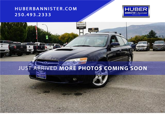 2006 Subaru Legacy  (Stk: 9898D) in Penticton - Image 1 of 4