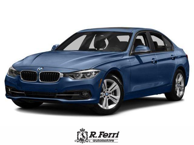 2018 BMW 330 i xDrive (Stk: 27412) in Woodbridge - Image 1 of 9