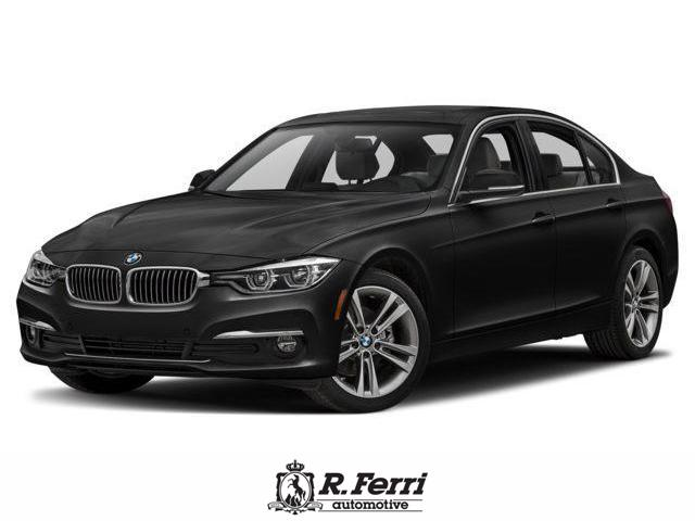 2018 BMW 328d xDrive (Stk: 27413) in Woodbridge - Image 1 of 9
