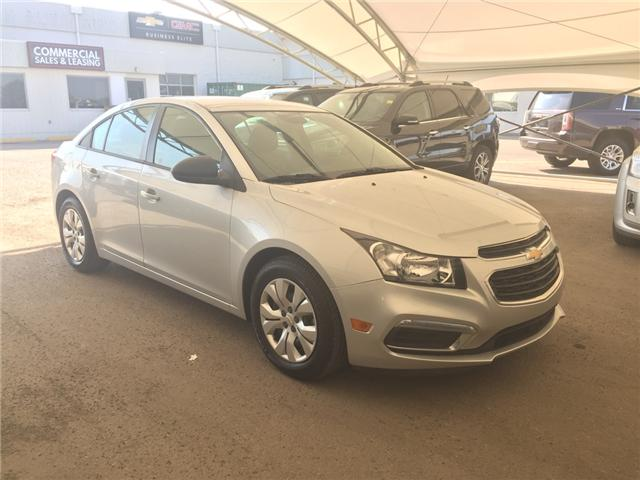2015 Chevrolet Cruze  (Stk: 127163) in AIRDRIE - Image 1 of 17
