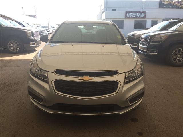 2015 Chevrolet Cruze  (Stk: 127163) in AIRDRIE - Image 2 of 17