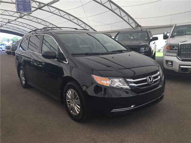 2015 Honda Odyssey LX (Stk: 167068) in AIRDRIE - Image 1 of 19