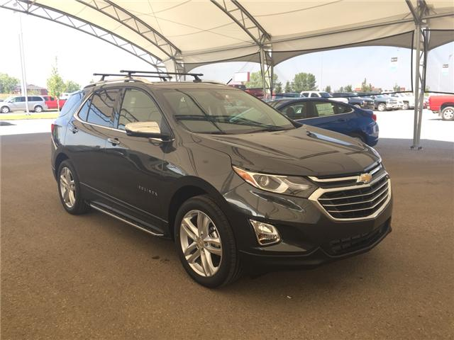 2019 Chevrolet Equinox Premier (Stk: 167130) in AIRDRIE - Image 1 of 25