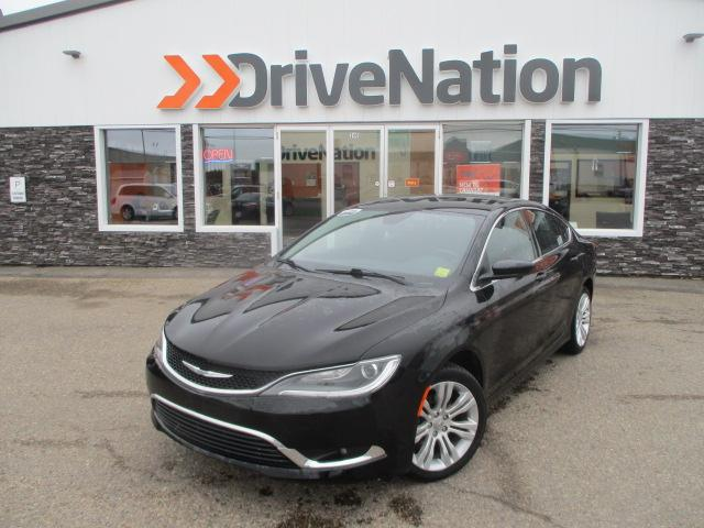 2015 Chrysler 200 Limited (Stk: B1744) in Prince Albert - Image 1 of 23